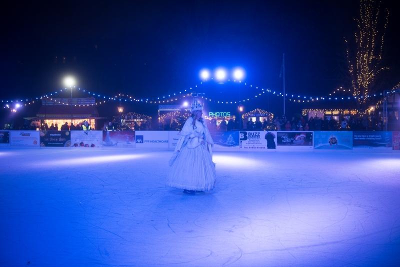 Tunbridge Wells - Ice Rink Launch 2018