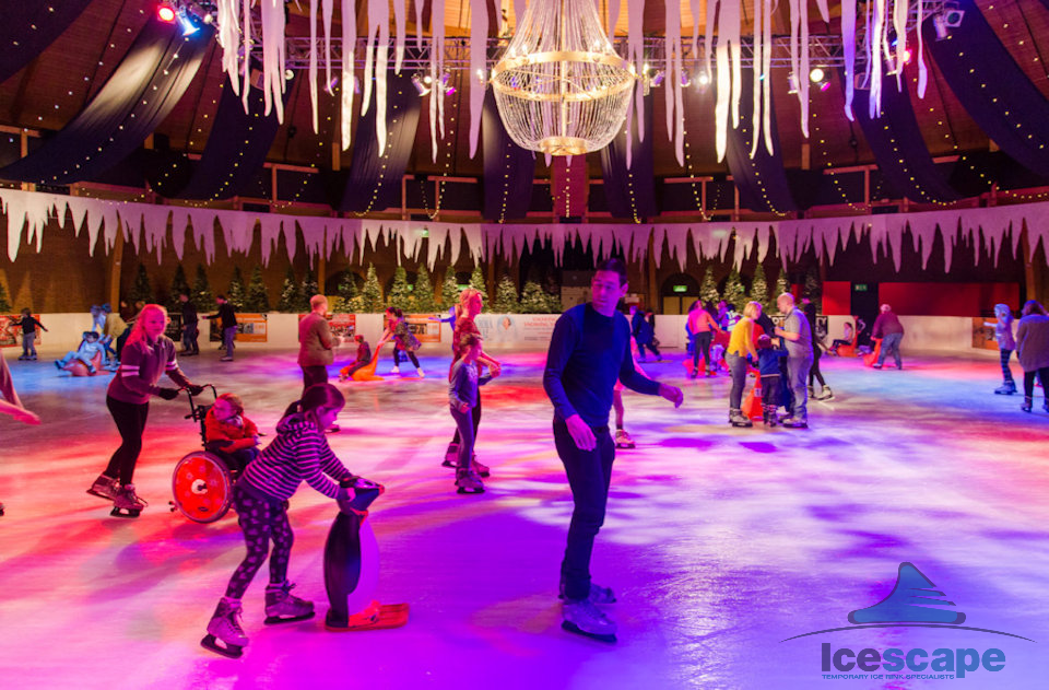Bournemouth International Centre Ice Rink