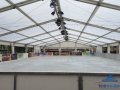 Bolton Ice Rink under a pavilion