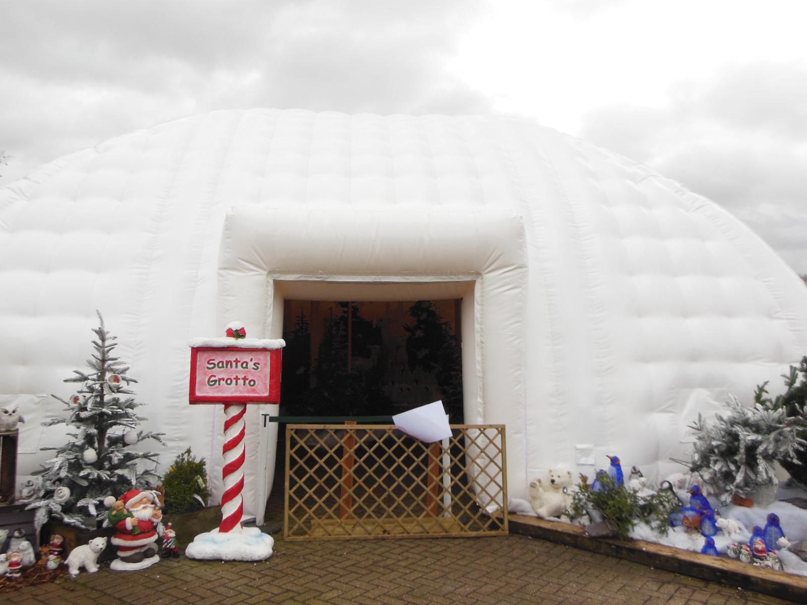 Icescape Airdome, Santa's Grotto