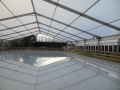 Temporary Real ice Rink at Woburn Sands