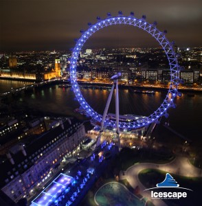 London Eye c with logo