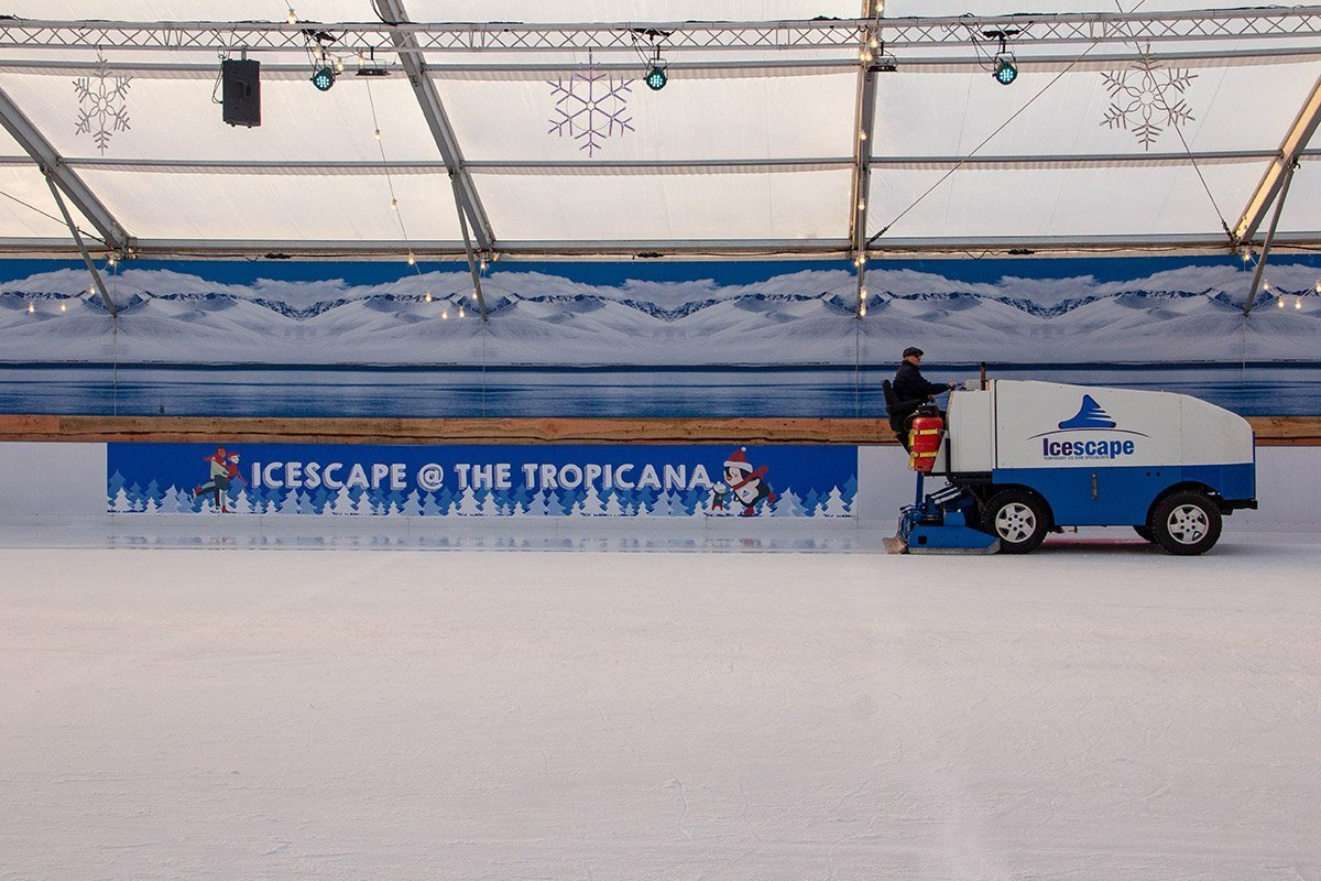 Icescape Ice Maintenance