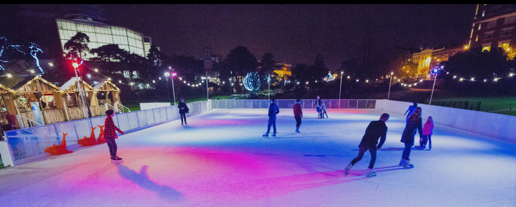 Bournemouth Lower Gardens Ice Rink