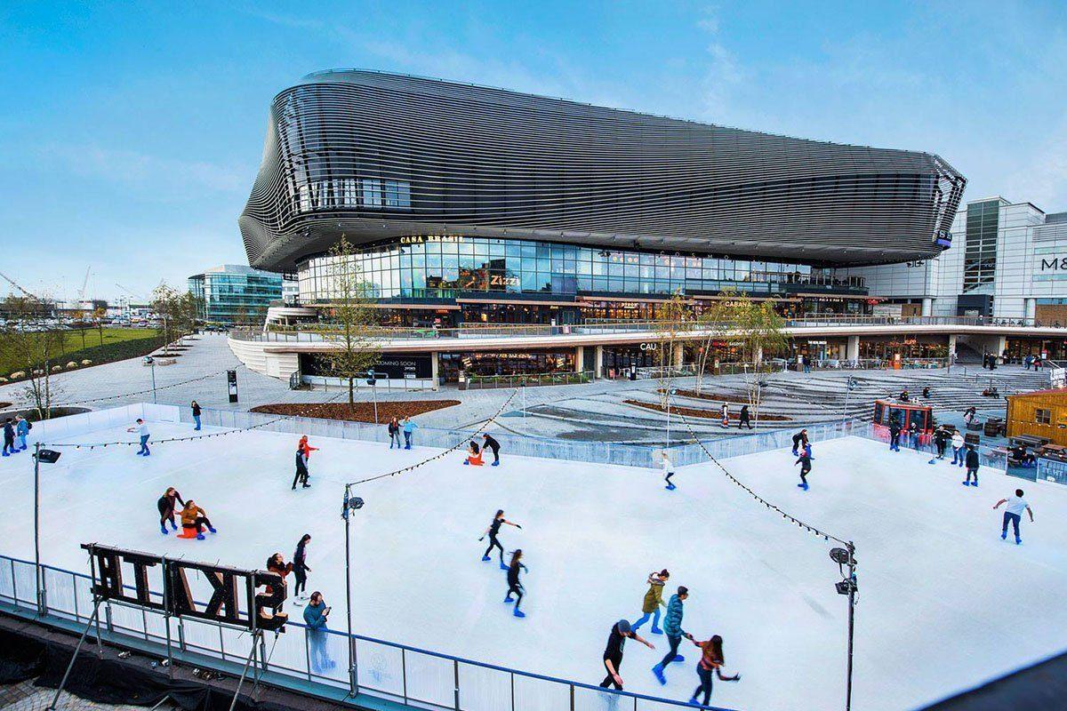 Ice Skate Southampton