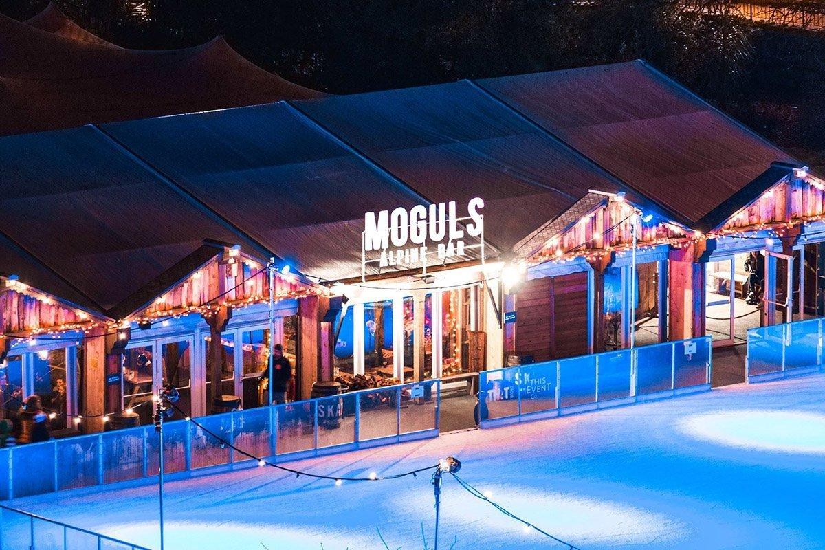 Moguls Bar - Bath on Ice