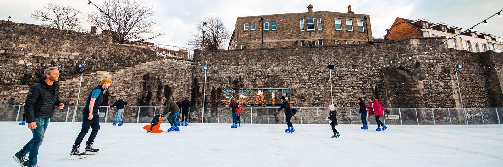 Skate Southampton Ice Rink