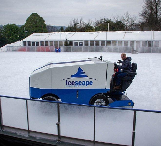 Ice Resurfacer v2
