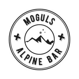 Moguls Alpine Bar Logo